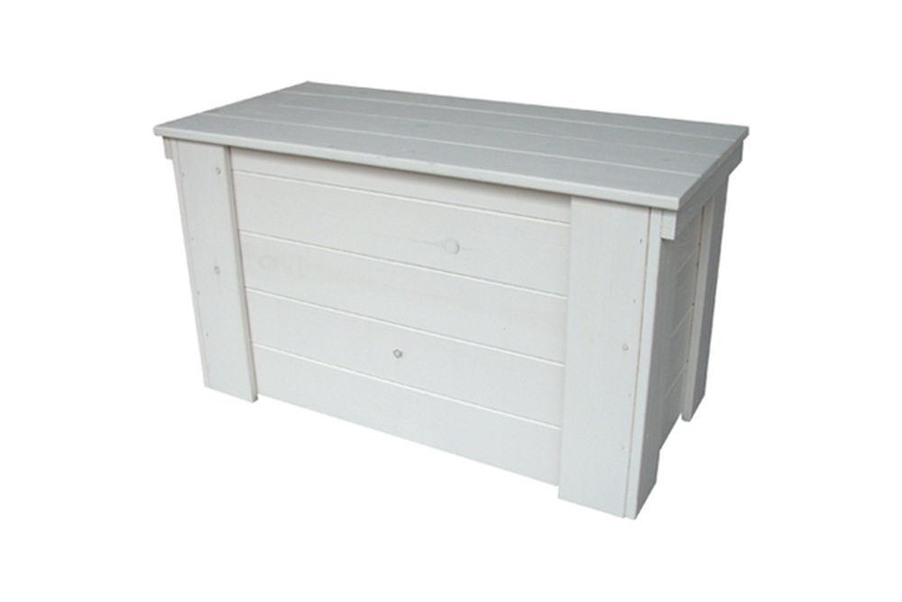 Piha-arkku, valk. 45 x 40 x 80 cm
